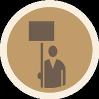 Big Labor Icon