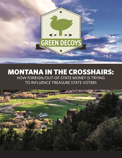 Montana in the Crosshairs